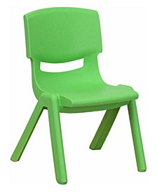 Pre School Plastic Stackable School Chair