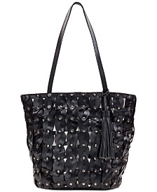 Patricia Nash Twisted Braid Mizzana Tote