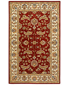 Surya Caesar CAE-1022 Dark Red 12' x 15' Area Rug
