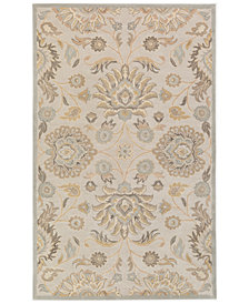 Surya Caesar CAE-1192 Light Gray 10' x 14' Area Rug