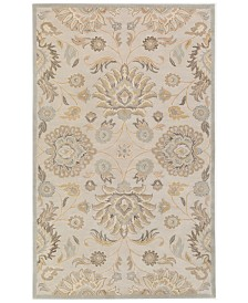 Surya Caesar CAE-1192 Light Gray 12' x 15' Area Rug