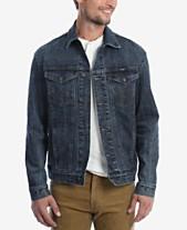 ef756fadf8e mens denim jacket - Shop for and Buy mens denim jacket Online - Macy s