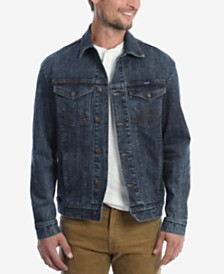 Wrangler Men's Denim Trucker Jacket