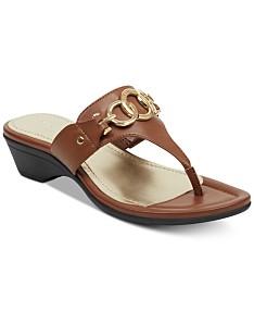 414c9b9e94f Marc Fisher Women's Sandals and Flip Flops - Macy's
