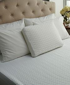 Comfort Tech Serene Foam Standard Side Sleeper Pillow