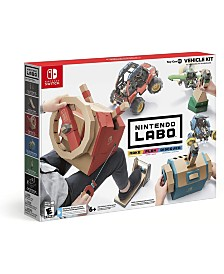 Nintendo Labo; Toy-Con: Vehicle Kit