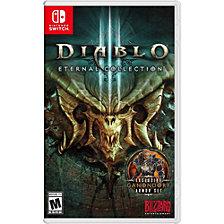 Nintendo Switch Diablo III Eternal Collection