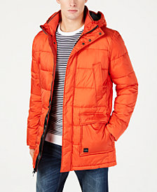 Calvin Klein Mens Classic Fit Puffer Jacket