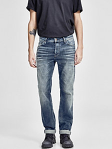 Jack & Jones Men's Regular Fit Clark Jeans