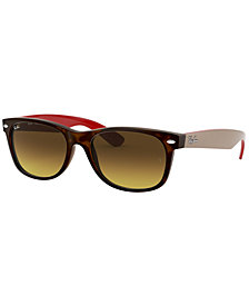 Ray-Ban Sunglasses, RB2132 NEW WAYFARER