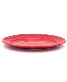 Algarve Red Oval Platter