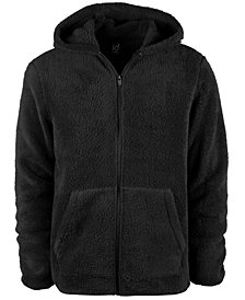 ID Ideology Men's Fleece Zip Hoodie, Created for Macy's