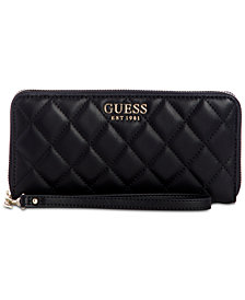 GUESS Sweet Candy Zip Around Wallet