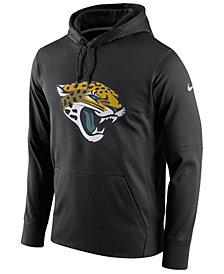 Nike Men's Jacksonville Jaguars Performance Circuit Logo Essential Hoodie