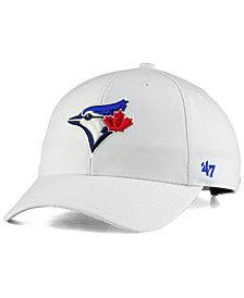 '47 Brand Toronto Blue Jays Core MVP Strapback Cap