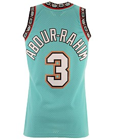 36a42cd07 Mitchell   Ness Men s Shareed Abdur-Rahim Vancouver Grizzlies Hardwood  Classic Swingman Jersey