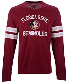 '47 Brand Men's Florida State Seminoles Long Sleeve Scramble T-Shirt