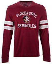 d475ada1 '47 Brand Men's Florida State Seminoles Long Sleeve Scramble T-Shirt