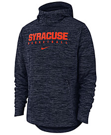 Nike Men's Syracuse Orange Spotlight Pullover Hooded Sweatshirt