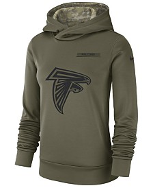 Nike Women s Atlanta Falcons Salute To Service Therma Hoodie dcd2c8cb9