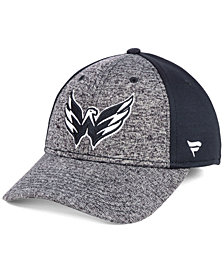 Authentic NHL Headwear Washington Capitals Speed Flex Cap
