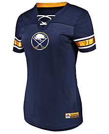 Majestic Women's Buffalo Sabres Draft Me T-Shirt