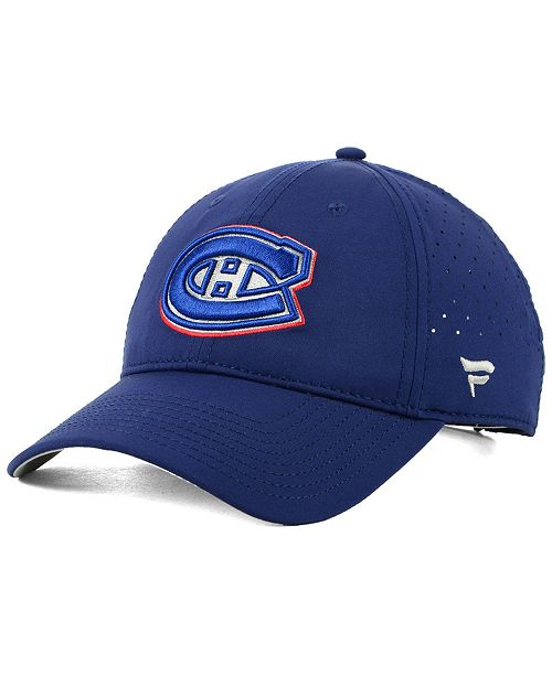 Authentic NHL Headwear Montreal Canadiens Pro Clutch Adjustable Cap