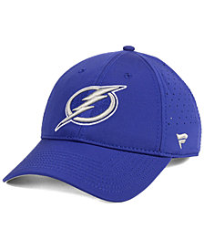 Authentic NHL Headwear Tampa Bay Lightning Pro Clutch Adjustable Cap