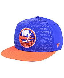 Authentic NHL Headwear New York Islanders Rinkside Snapback Cap