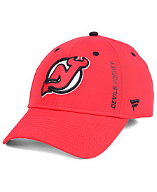 Authentic NHL Headwear New Jersey Devils Authentic Rinkside Flex Cap