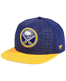 Authentic NHL Headwear Buffalo Sabres Rinkside Snapback Cap
