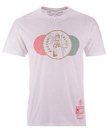 Mitchell & Ness Men's Boston Celtics Little Italy Collection T-Shirt
