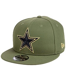 Dallas Cowboys Basic Fashion 9FIFTY Snapback Cap
