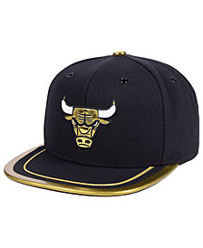 Mitchell & Ness Chicago Bulls Soutache Viz Snapback Cap