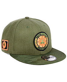 New Era Boston Celtics Tip Off 9FIFTY Snapback Cap