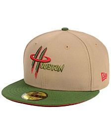 New Era Houston Rockets Fall 2 Tone Combo 59FIFTY-FITTED Cap