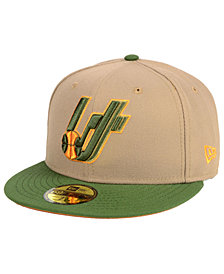 New Era Utah Jazz Fall 2 Tone Combo 59FIFTY-FITTED Cap