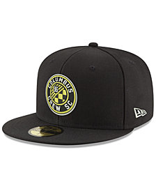 New Era Colorado Rapids Core 59FIFTY-FITTED Cap