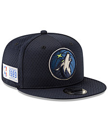 New Era Minnesota Timberwolves Jock Tag 9FIFTY Snapback Cap