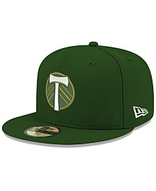 New Era Portland Timbers Core 59FIFTY-FITTED Cap
