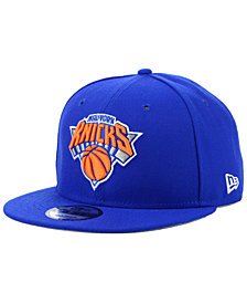 New Era New York Knicks Basic 9FIFTY Snapback Cap