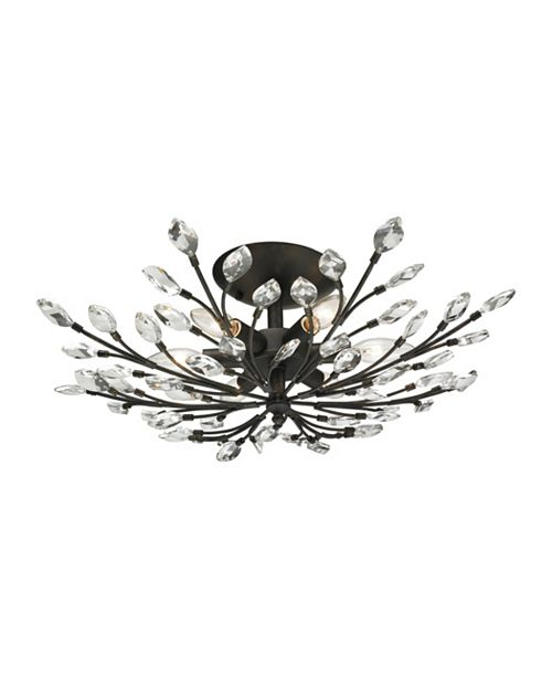 ELK Lighting Crystal Branche