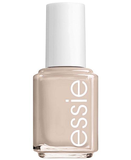 Essie nail color, sand tropez