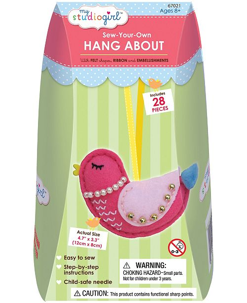 Areyougame Sew-Your-Own Hang About - Bird