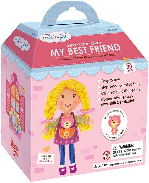 Areyougame Sew-Your-Own My Best Friend - Blonde