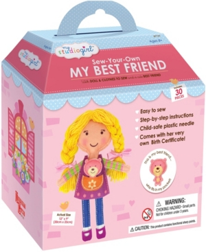 Sew-Your-Own My Best Friend - Blonde