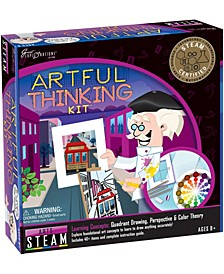 STEAM Learning System, Arts- Artful Thinking Kit
