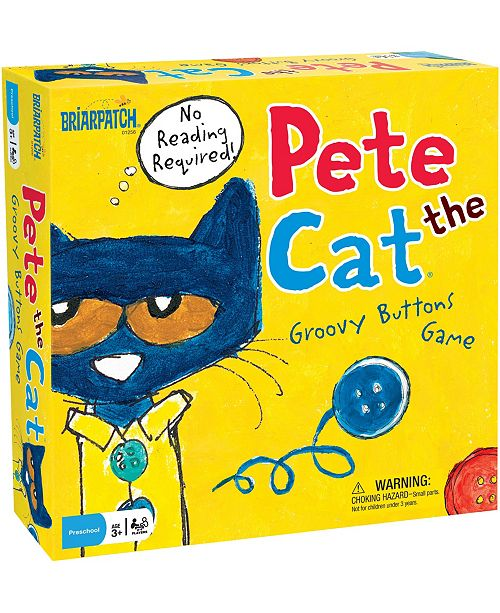 Areyougame Pete the Cat Groovy Buttons Game
