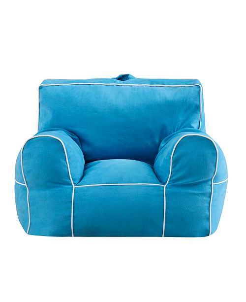 Awesome Kids Microfiber Bean Bag Chair Caraccident5 Cool Chair Designs And Ideas Caraccident5Info