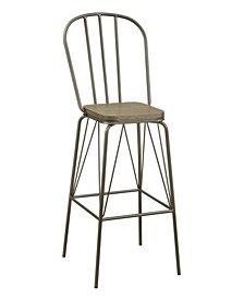 Chelsea Cottage Windsor Bar Stool (Set of 2)